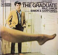 Simon & Garfunkel Columbia Masterworks,1968 OS-3180, The Graduate Soundtrack ~EX