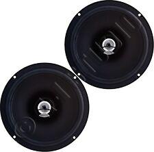 "HERTZ DCX 165.3 CAR AUDIO 6-1 /2"" 2-WAY DIECI COAXIAL SPEAKERS SET PAIR 6.5"""