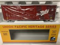 ✅MTH PREMIER KATY MKT UP HERITAGE 50' HIGH CUBE BOXCAR!  UNION PACIFIC