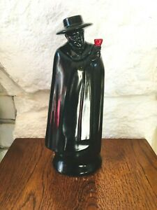 Vintage 1960's  Sandemans Port Decanter By Royal Doulton, Breweriana Collectable