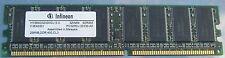 INFINEON HYS64D32300GU-5-C DDR 256MB PC-3200 400MHZ CL3 RAM DESKTOP MEMORY