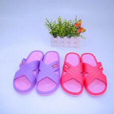 New Shower Bath Slippers Non-Slip Bathroom Sandals Shoes Women