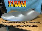 YAMAHA WAVERUNNER VX110 2004-14 NEW seat cover VX 110 Deluxe sport Silver ..038A