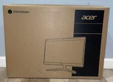 """Acer Chromebase CA24V2-7VT All In One Desktop Computer. 23.8"""" TouchScreen"""