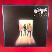 MOODY BLUES Octave 1978 UK VINYL LP EXCELLENT CONDITION B