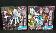 2 New Monster High Freaky Ultra Foil 100 Piece Jigsaw Puzzles