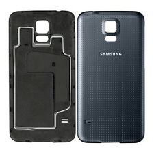 Genuine Original Back Battery Cover For Samsung Galaxy S5 G900F i9600 Black
