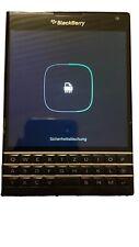 BlackBerry  Passport - 32GB - Schwarz (Ohne Simlock) Smartphone