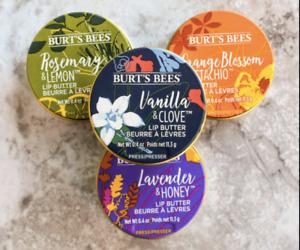 Burt's Bees Lip Butter- Brand New, Choose Flavors