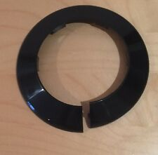 Pipe Cover/Shroud BLACK Ideal For Soil Waste Pipe Loo W.C Toilet Bathroom