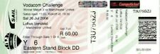 More details for rare football ticket kaizer chiefs v manchester united 2008 mint unused