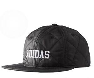 Adidas Originals Basecap Herren Warm Cap Winter Mütze Kappe Thermo schwarz/weiss