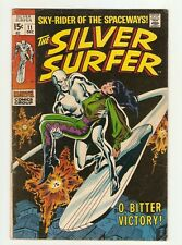 The SILVER SURFER # 11