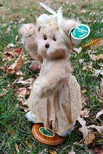 "Vintage Bearington Bears ""Tinsel Toes"" 11"" Ballerina Collector Bear Sku#1747"