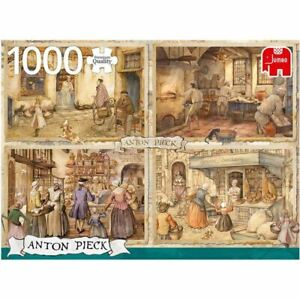 Jumbo Bakers From The 19th Century 1000pc Puzzle (New)