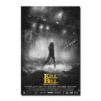 Kill Bill Hot Movie Silk Canvas Poster Art Wall Decor 13x20 32x48''