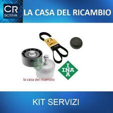 KIT CINGHIA SERVIZI ALFA 147 156 GT FIAT MULTIPLA PUNTO STILO BRAVO 2 1.9 JTD