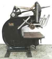 Kensol K55t Sn 3640 Foil Stamping Embossing Marking Machine Press 115 V 800 W