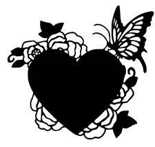 Heart Decal / Sticker