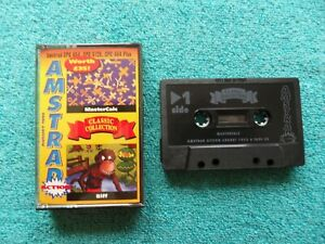 AMSTRAD ACTION classic collection tape 29 - august 1993 - amstrad cpc cassette