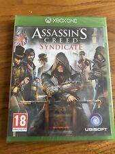 Assassins Creed: sindicato (Microsoft Xbox One, 2015)