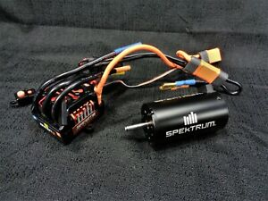 Spektrum Firma 150Amp Brushless Smart ESC 2050Kv Motor Arrma Kraton Notorious 6s