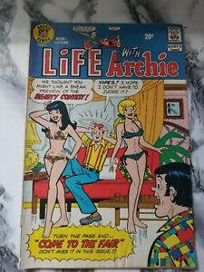 Life with Archie #136 1973 Bikini cover