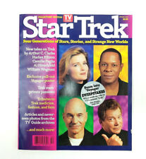 Star Trek Four Generations Magazine 1995 Spring TV Guide
