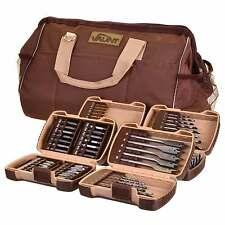 Vaunt 30050 79 Pezzi Set Accessori trapano con borsa per strumento/Borsa