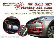 VW GOLF MK7 OPS RETROFIT KIT ANTERIORE E POSTERIORE