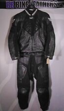 "Berik Alien X8 Two Piece Motorcycle Leather Race Road Suit - EU 54 / UK 44 -32""w"