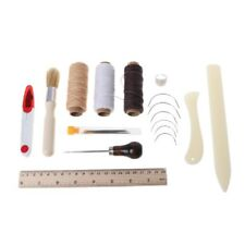 23Pcs Bookbinding Kit Bone Folder Paper Ruler Sewing Supplies Starter Tools Set