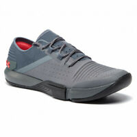 Under Armour UA TriBase Reign Training Shoes Pitch Gray 3021289-100 Men Size 13