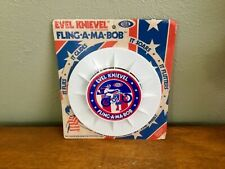 EVEL KNIEVEL - FLING A MA BOB - NEVER OPENED - SEALED IN ORIGINAL PACKAGING