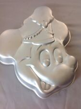 VINTAGE WILTON MICKEY MOUSE BAND LEADER CAKE PAN LARGE
