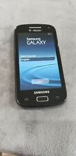 Working Samsung Galaxy S GT-I9000 - 8GB - Metallic Black (T-Mobile) Smartphone