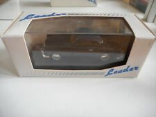 Leader Ford Comete in Blue on 1:43 in Box