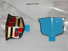 2003-2011 Cadillac CTS/STS Rear Chrome Crest Emblem Genuine OEM NEW 25767582
