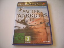Pacific WARRIORS II (Playstation 2) NUOVO NEW multilingua