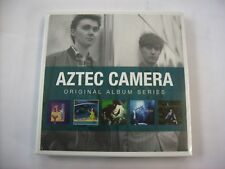 AZTEC CAMERA - ORIGINAL ALBUM SERIES - 5CD NEW SEALED BOXSET 2010