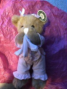 bearington  Collection bears Get Well Soon BNWT