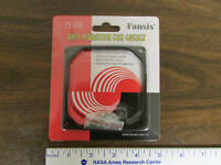 Fansis FS-92 Anti-Vibration Computer Fan Gasket 92mm New