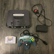 RGB Nintendo 64 N64 - Plays NTSC Japan & USA Games
