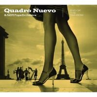 QUADRO NUEVO & NDR POPS ORCHESTRA - END OF THE RAINBOW  CD  13 TRACKS JAZZ  NEW+