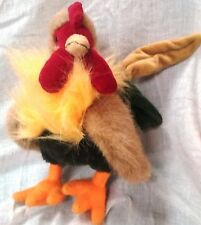 """VINTAGE 1988-2001 BOYDS ROOSTER """"ARCHIE STRUTENCROW"""" ~ 9.5"""" tall PLUSH TOY"""