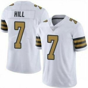 7 Taysom Hill New Orleans Football Jerseys Stitched