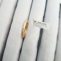 585er Gelbgold Ring mit 4 Diamanten 0,02ct Si/TW Gr.54 UVP 598€ Herst. in BRD
