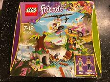 Lego Friends JUNGLE BRIDGE RESCUE Set Ref: 41036 WITH 2 FIGURES new in box