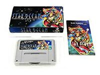 STAR OCEAN Super Famicom Nintendo Enix Japan Boxed Game sf