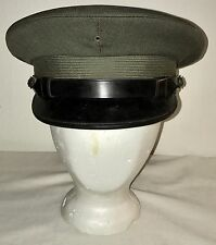 "WWII USMC LIEUTENANT COLONEL HAT VISOR (NO PIN) "" THE BERKSHIRE """